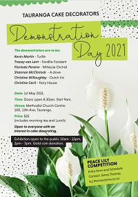 Tauranga Demo Day May 1